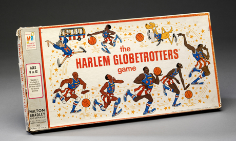 The Harlem Globetrotters game