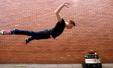 Falling for dance: work by Kimberly Clarke to be performed at Emerge 13