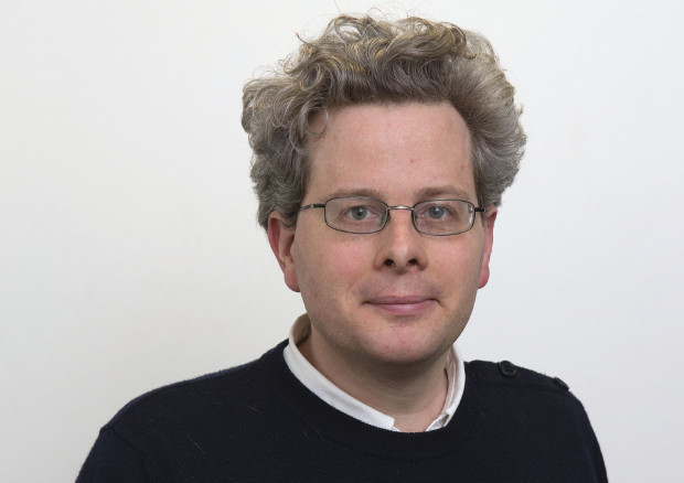 Author and Guardian journalist Tom Clark