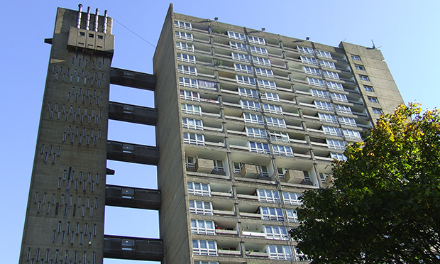 High life: Balfron Tower Photograph: Joe Roberts 620