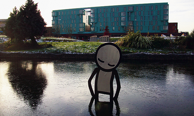 Climate Change, by Stik