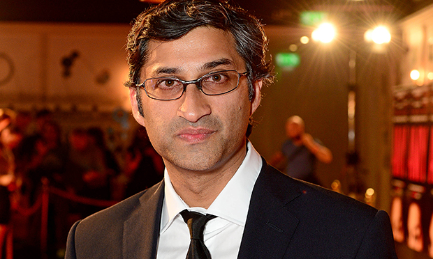 Winner: director Asif Kapadia