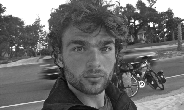 Bicycle courier turned journalist and author, Julian Sayarer