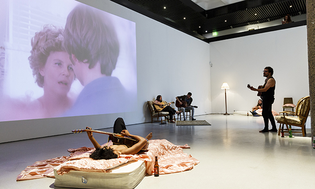 Ragnar Kjartansson At Barbican Art Gallery