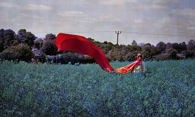 Red Riding Hood by Sonya Hurtado